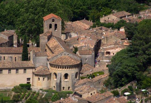 Abbaye de Gellone - Saint Guilhem le Désert