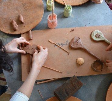 Atelier Printemps Argileum