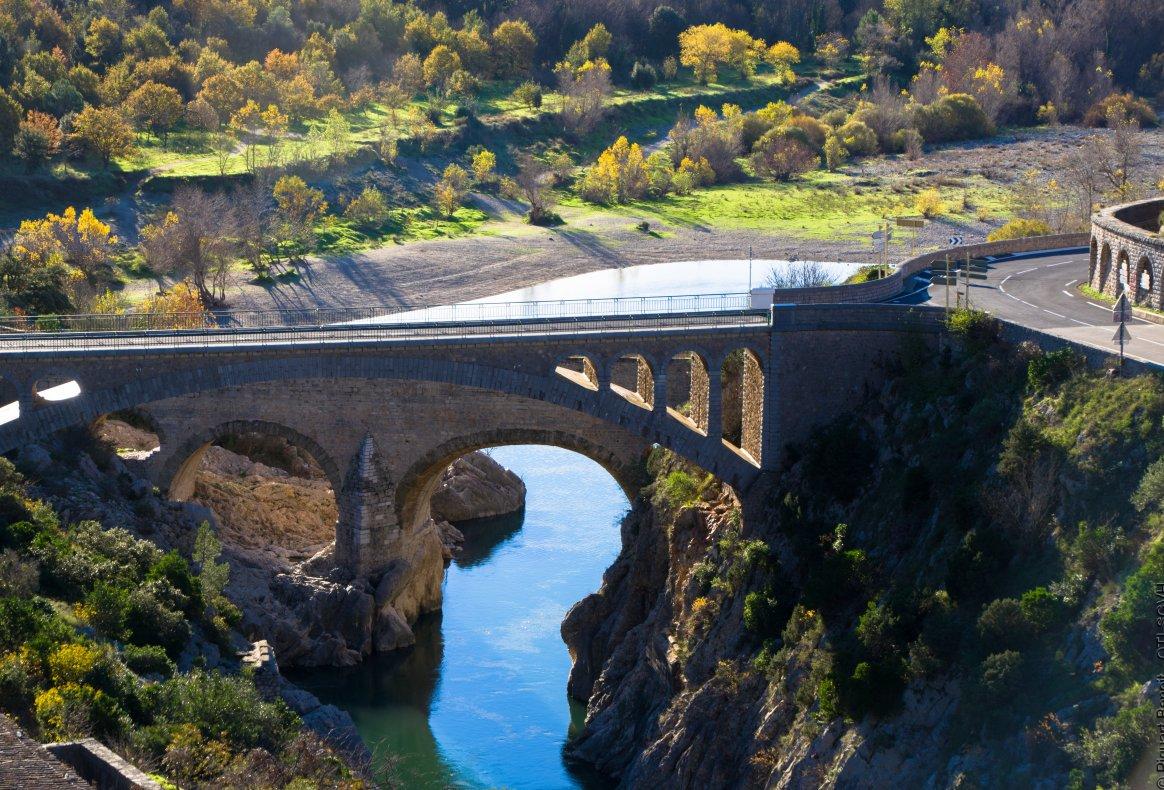 Grand Site de France Gorges de l'Hérault